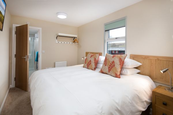 Double Guest Room with en-suite shower room
