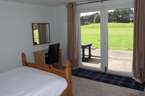 Hadrian Double Bedroom