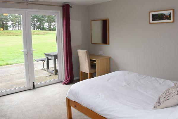 Pennine Double Bedroom