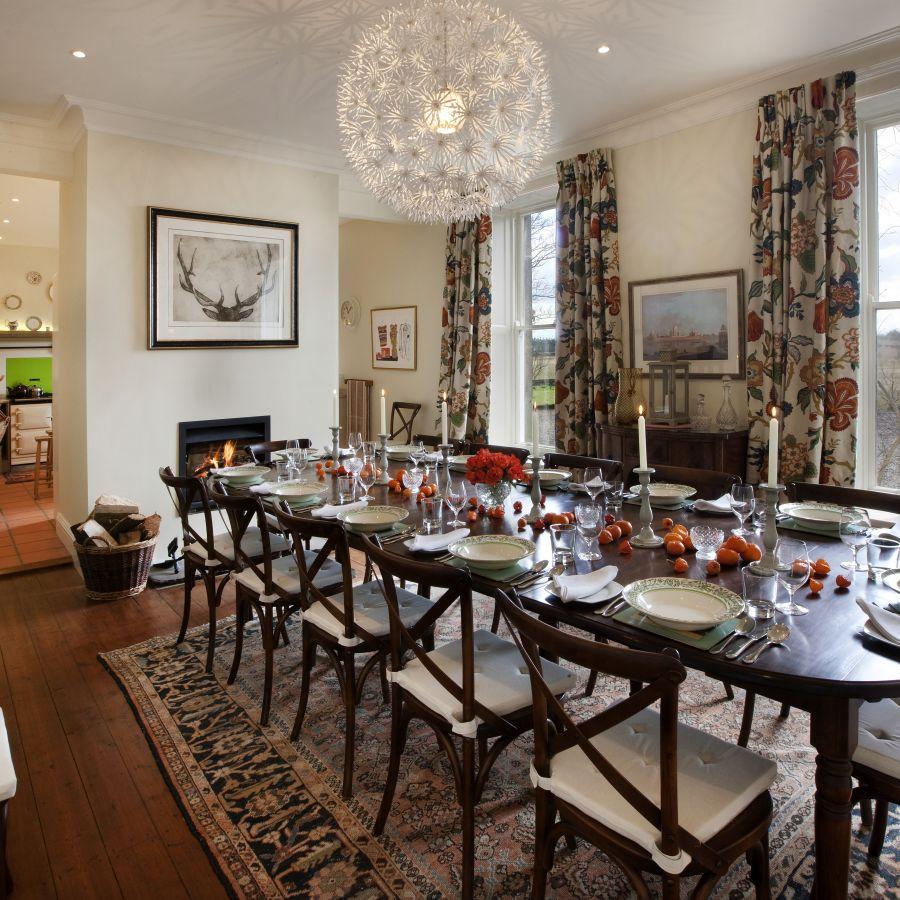 Brunton House Dining Room