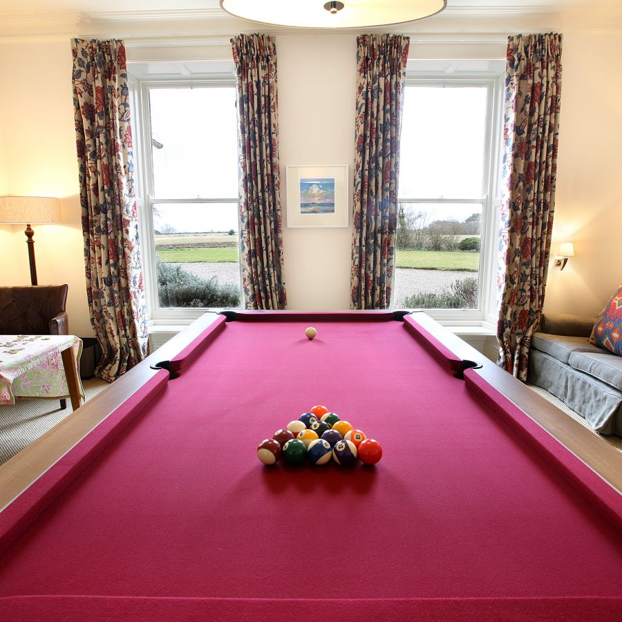 Brunton House Games Room