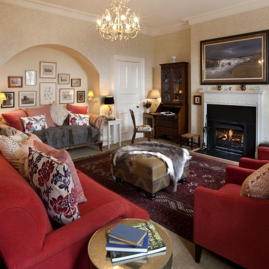 Brunton House Sitting Room