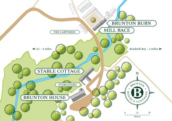 Brunton Guest Map