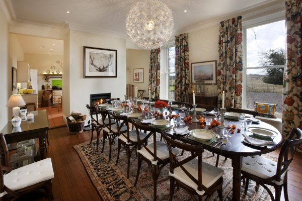 Brunton House Dining Room