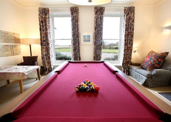 Brunton House Games Room