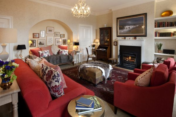 Brunton House Sitting Room