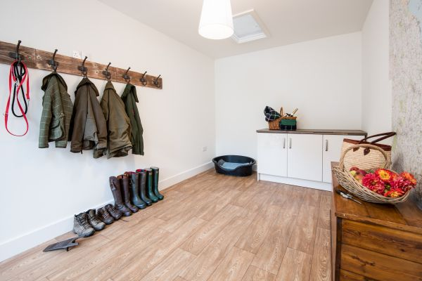 Stable Cottage Boot Room