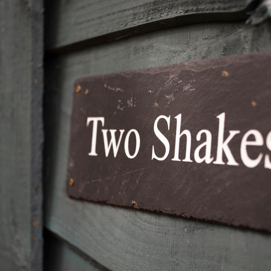 Two shakes
