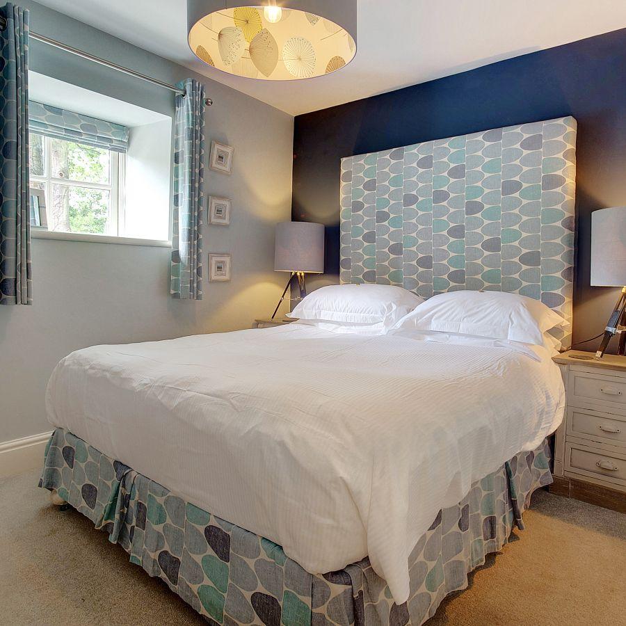 Budle Haugh Master Bedroom