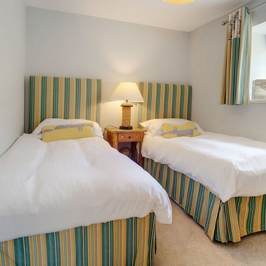 Budle Haugh Twin Room