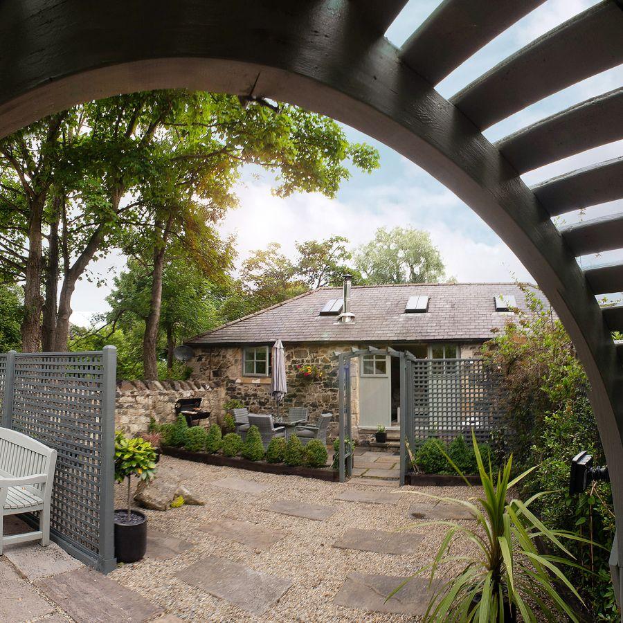Budle Haugh Garden