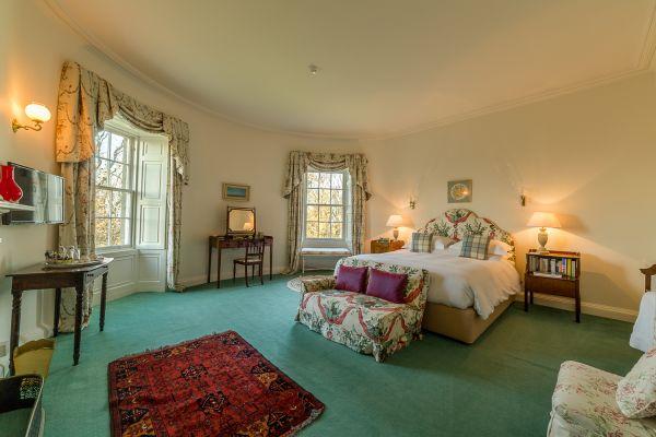 Green Room - Budle Hall Bamburgh