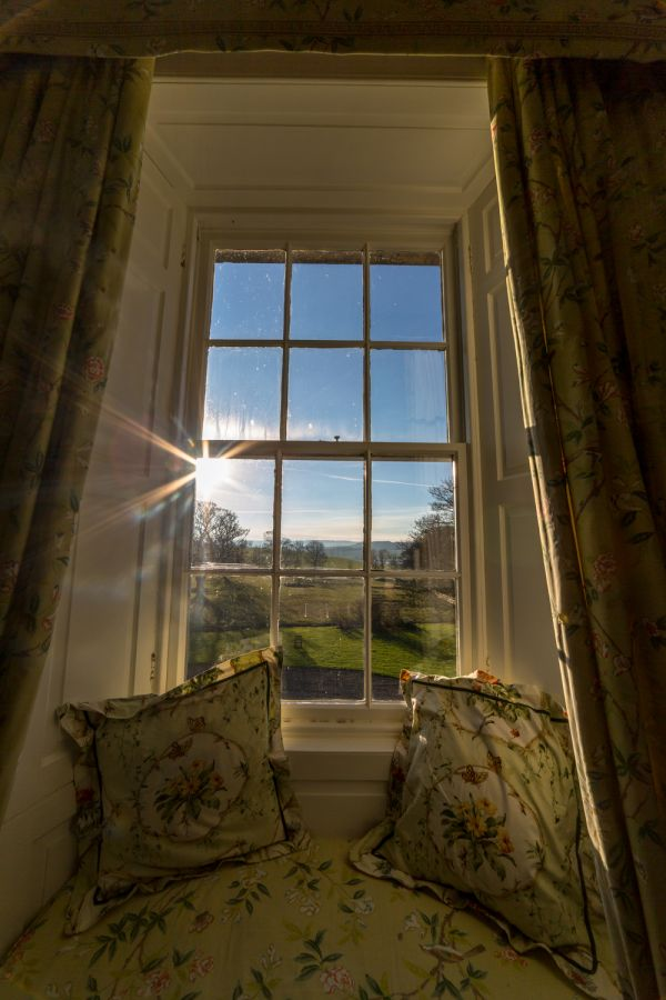 View from a bedroom - Budle Hall, Bamburgh, NE69 7AJ