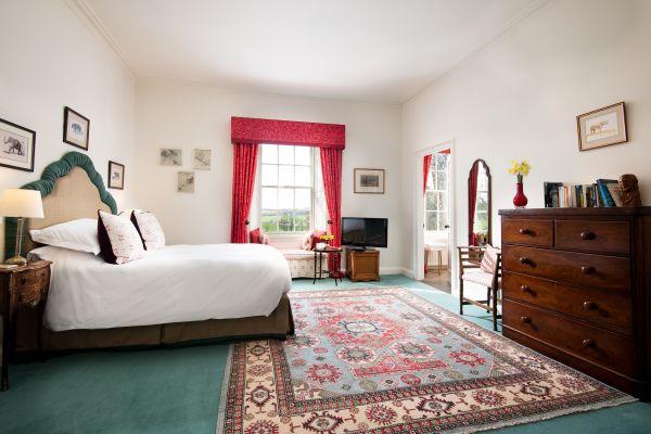 Yellow Room - Budle Hall, Bamburgh, NE69 7AJ