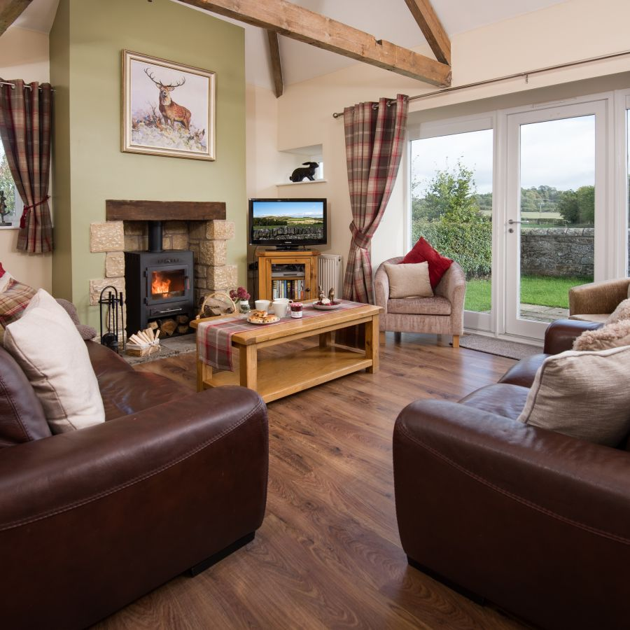 The Mill living area