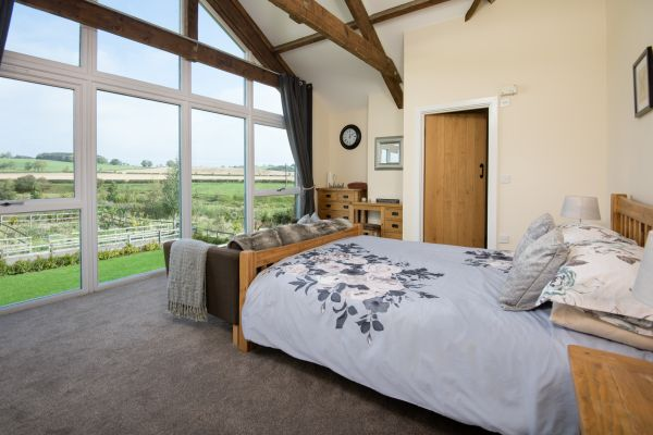 Cheviot View bedroom