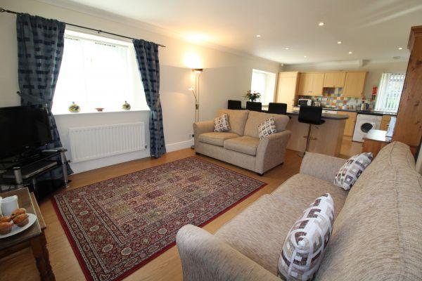 Buttermilk Cottage Lounge/Kitchen