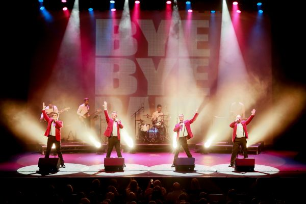 Bye Bye Baby - Tribute to The Jersey Boys - Frankie Valli & The Four Seasons