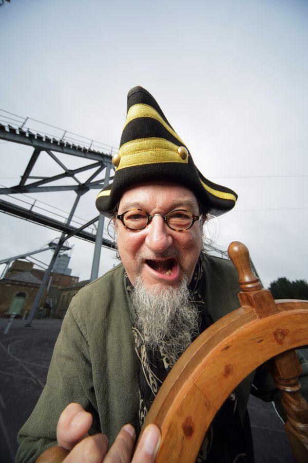 Captain Raggy Beard's Pirate School