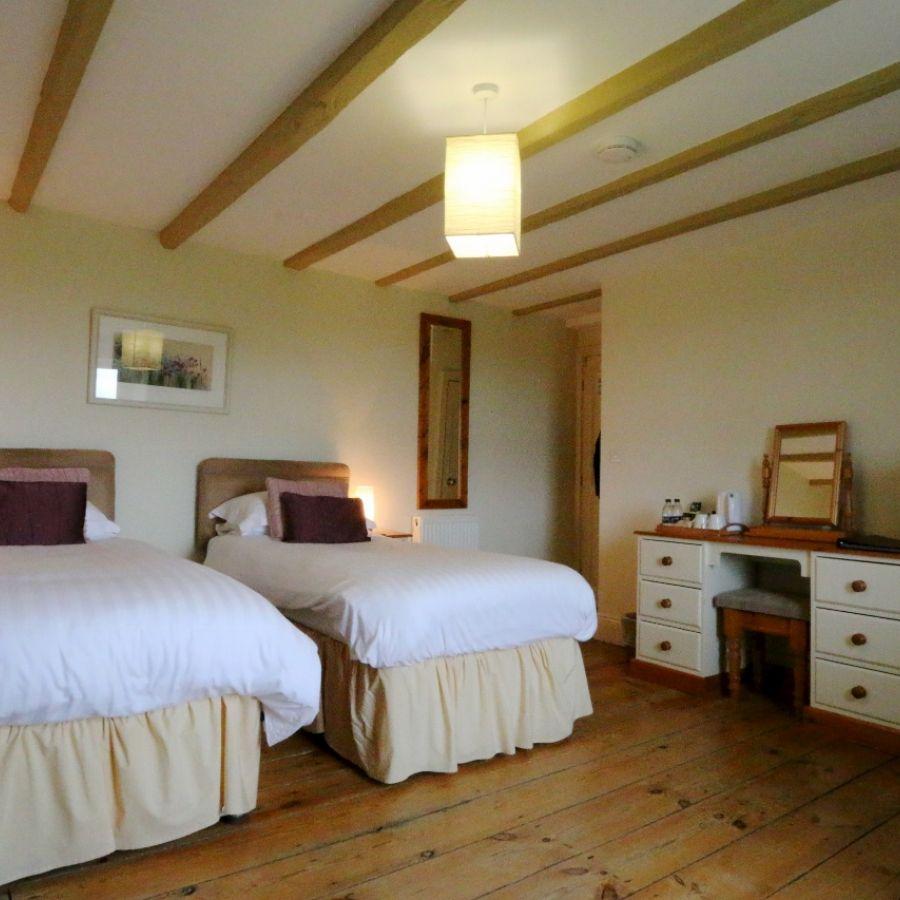 Superior Twin Room - Farmhouse