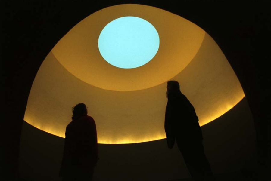 Inside Skyspace