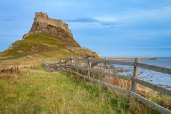 Lindisfarne 10 minutes by car from Causeway Barn