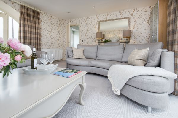 Sitting Room Luxury seating