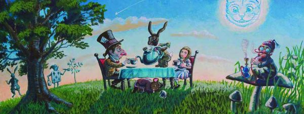Chapterhouse Theatre Company present 'A Midsummer Night's Dream' and 'Alice's Adventures in Wonderland'