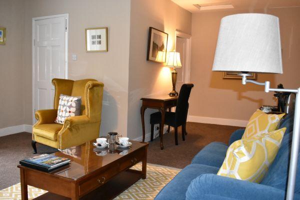 Cheviot Suite lounge