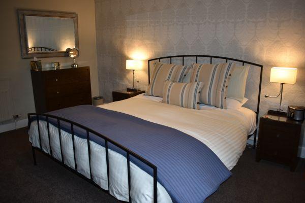 Cheviot Suite bedroom