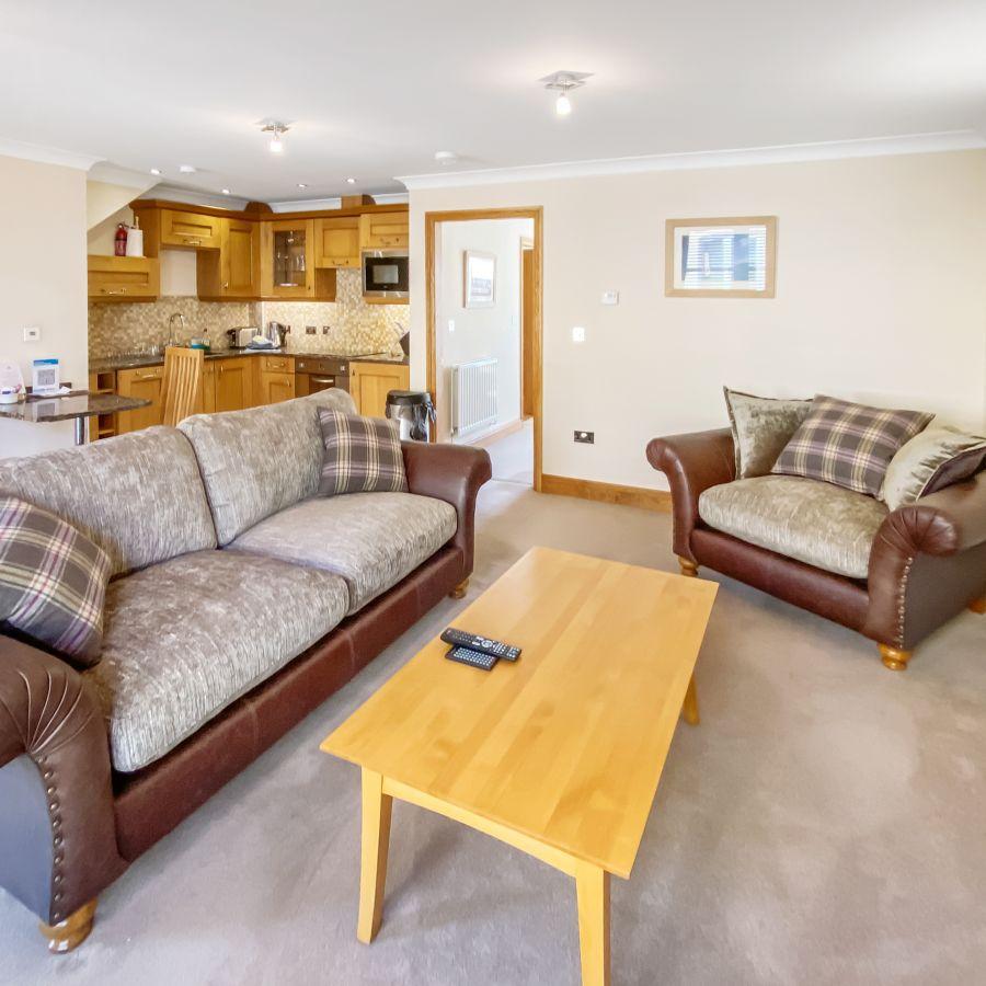 4 Cherry Tree Living Room