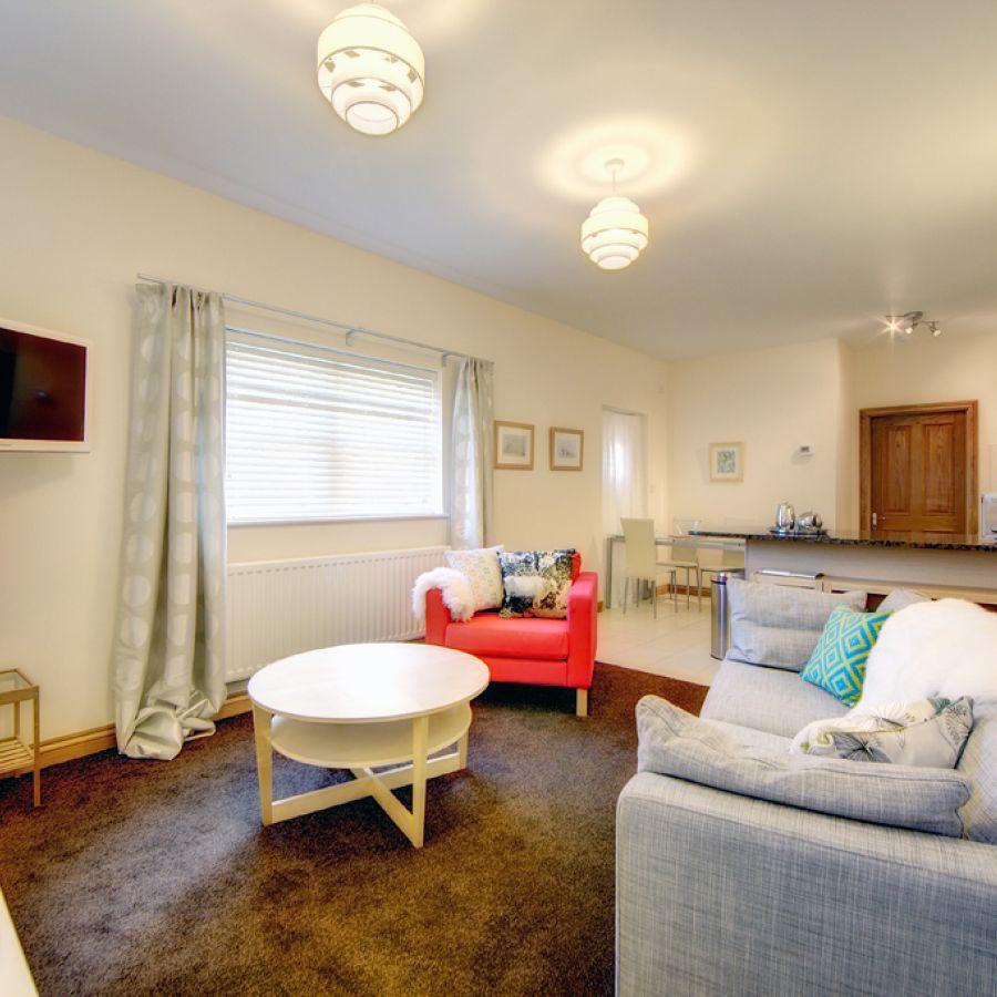Almond Living Room
