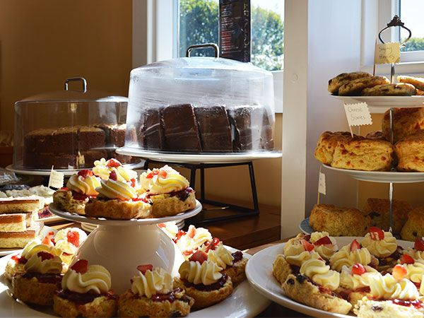 Chesters Tearoom 1 is near HallBarns B&B