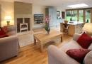 Gate Lodge sitting room is near Northumberland National Park
