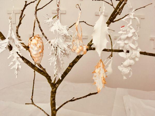 Christmas Crafts - Centrepiece