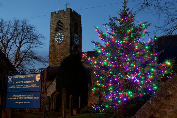 Christmas In Corbridge