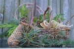 Xmas wreath workshop