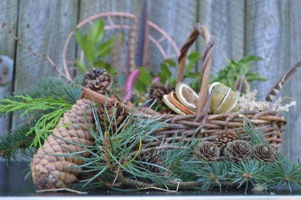 Christmas Wreath Workshop Belford
