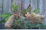 Christmas Wreath Workshop Belsay