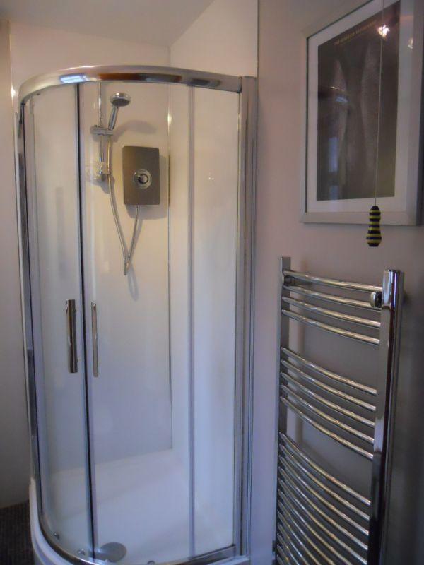 Church Shower room