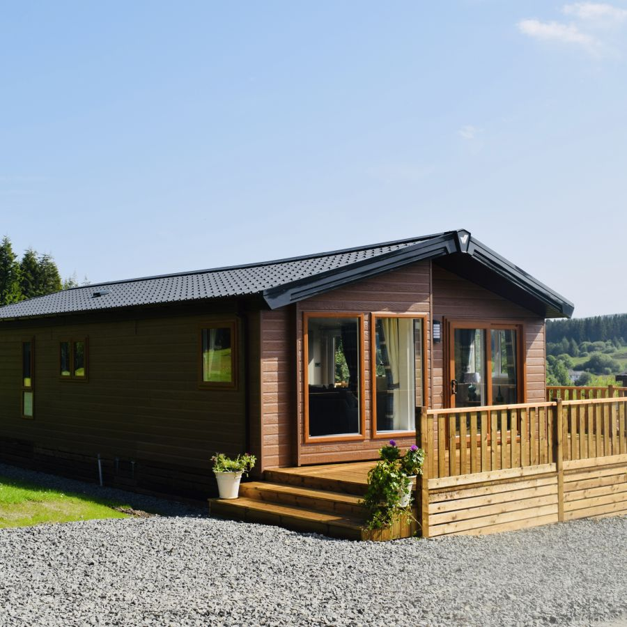 New lodge for sale