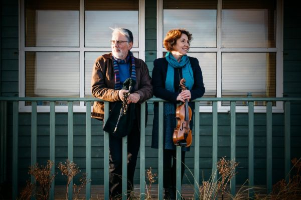 Concert with Andy and Margaret Watchorn and Voicemale