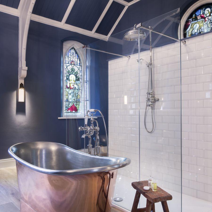 The Chapel Bathroom