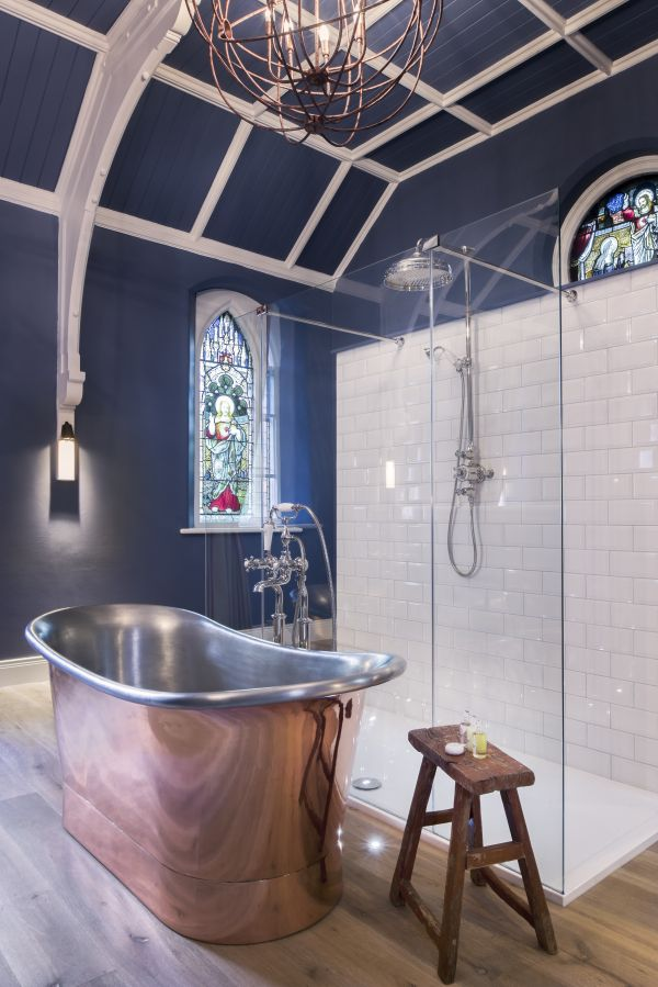 The Chapel Bathroom
