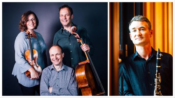Corbridge Chamber Music Festival Fundraising Concert - Gould Piano Trio and Robert Plane