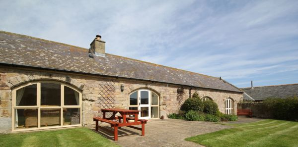 Courtyard Cottage No 3, Exterior