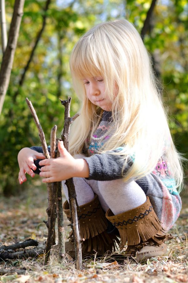 Bushcraft for all the family