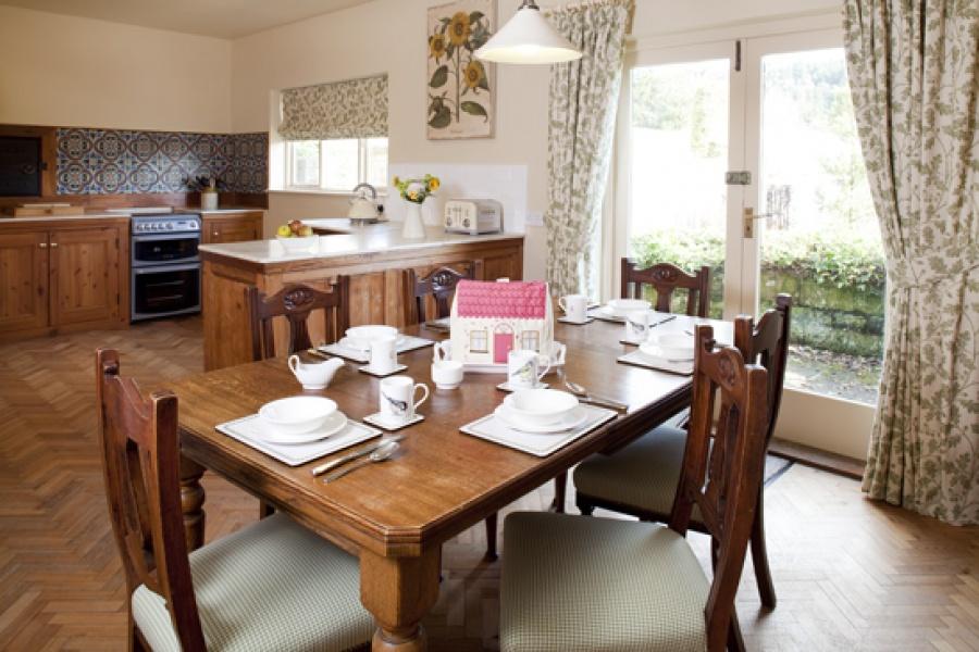 Garden Cottage kitchen