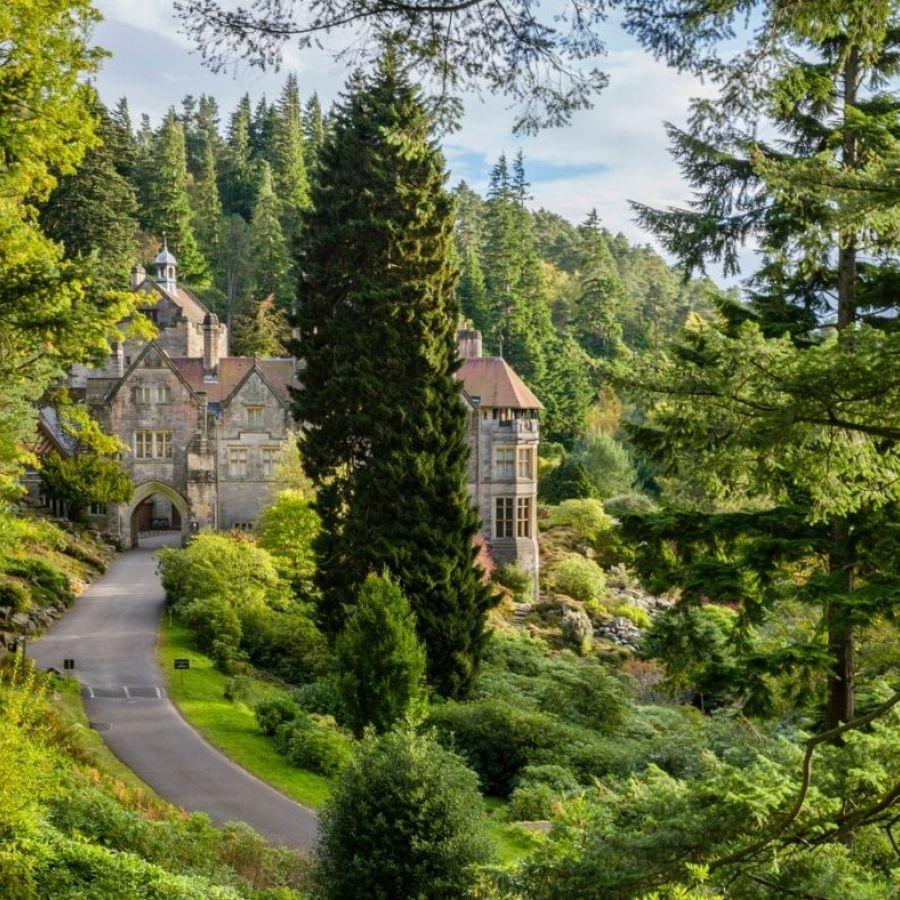Explore this 1000-acre estate