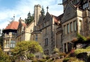 Outside Cragside House Gardens and Estate is near Tosson Tower Farm B&B